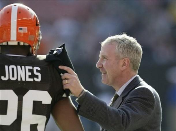 Browns Lerner Football