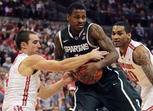 Aaron Craft, Keith Appling