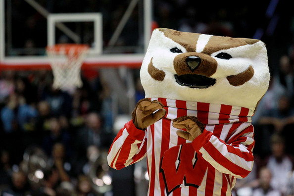 No stinkin' Badgers. Unless I've picked them to win.