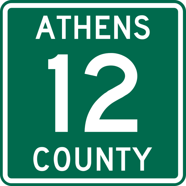 Athens_County_Route_12_OH.svg