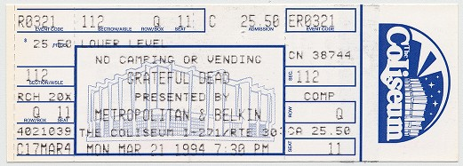 Not my stub. But I still have it somewhere.