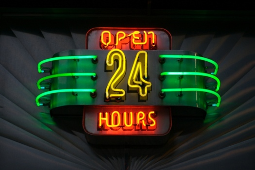 open 24 hours uc